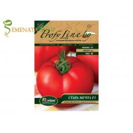 Професионални семена на домати Стара Мечта F1 - нови български сортове с автентичен вкус