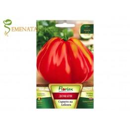 Семена на сорт домати Сърцето на Албенга - много вкусен, ранен до средно ранен