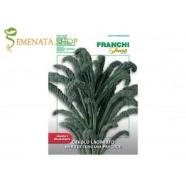 Семена на листно зеле Кейл - екзотично и много вкусно